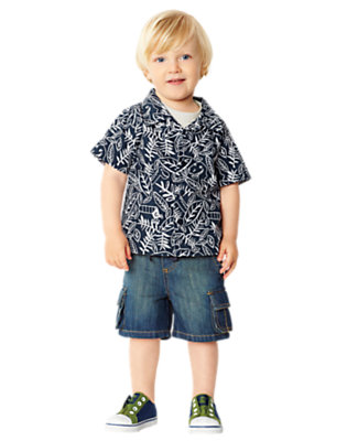 Toddler Boy's Tropical Tyke Outfit by Gymboree