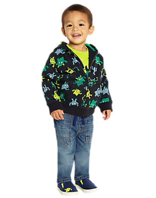Toddler Boy's Mighty Monsters Outfit by Gymboree