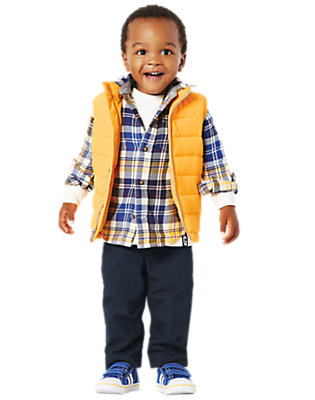 Hoot for the Home Team Outfit by Gymboree