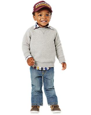 Toddler Boy's Comfy Quarterback Outfit by Gymboree