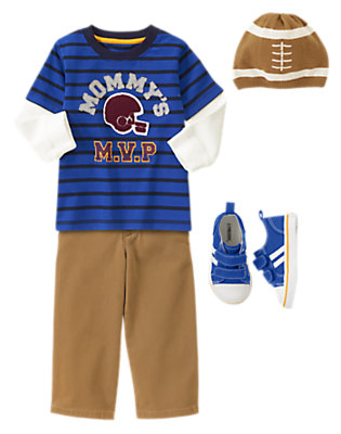 Toddler Boy's Touchdown Tot Outfit by Gymboree