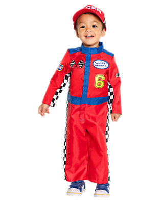 Toddler Boy's Junior Racecar Driver Outfit by Gymboree