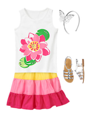 Island Lily Outfit by Gymboree