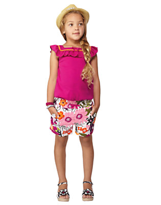 Girl's Sunshine Style Outfit by Gymboree