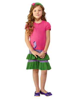 Fancy Feathers Outfit by Gymboree