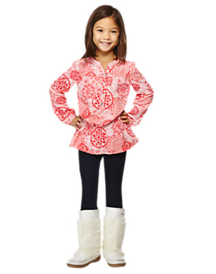 Girl's Cozy Up Outfit by Gymboree