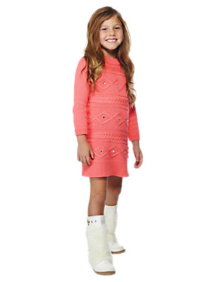 Girl's Stylish & Snug Outfit by Gymboree
