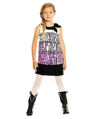 Girl's Uptown Gal Outfit by Gymboree