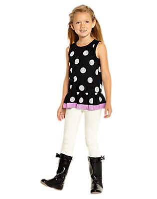 Girl's City Twirl Outfit by Gymboree