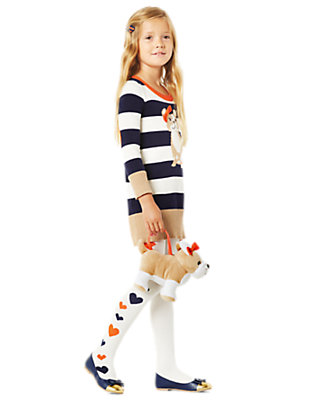 Girl's Frenchie Frolic Outfit by Gymboree