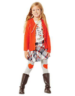 Girl's Pup Academy Outfit by Gymboree