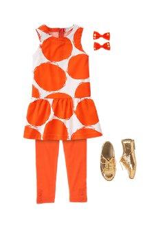Orange Sparkler