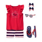 Stars and Stripes Sparkle