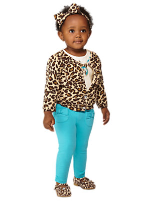 Chic Little Sweetie Outfit by Gymboree