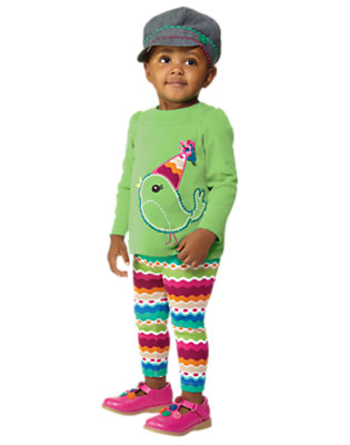 Toddler Girl's Little Songbird Outfit by Gymboree