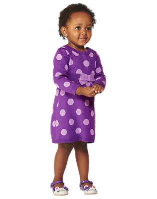 Toddler Girl's Polka Dot Mousie Outfit by Gymboree