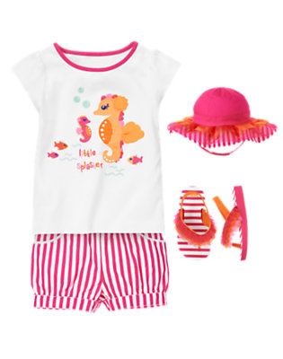 Palm Beach Weekend Outfit by Gymboree