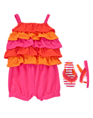 Romp About Outfit by Gymboree