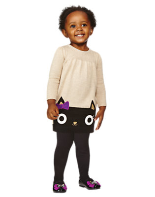 Peek-A-Boo Kitty Outfit by Gymboree