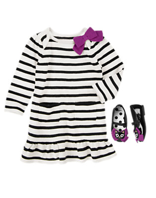 Sweet In Stripes Outfit by Gymboree