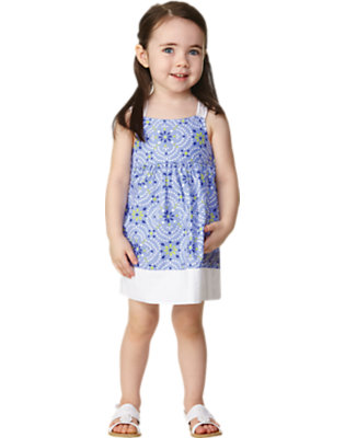 Batik and Bows Outfit by Gymboree
