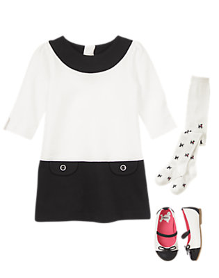 Toddler Girl's Tails of the City Outfit by Gymboree