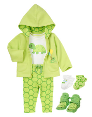 Feeding the Turtles Outfit by Gymboree