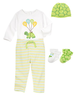 Baby's Turtle Time Outfit by Gymboree
