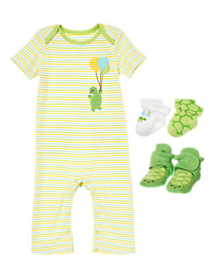 Baby's Up in the Air Outfit by Gymboree
