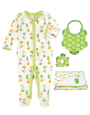 Baby's Feeding Time Outfit by Gymboree
