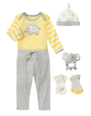 Baby's Little Peanut Outfit by Gymboree
