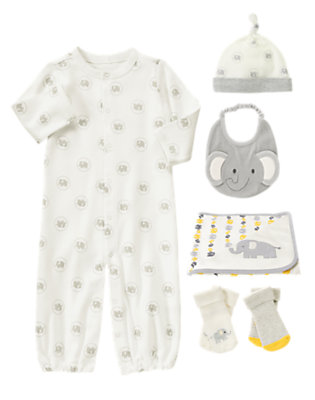 Baby's Snug and Soft Outfit by Gymboree