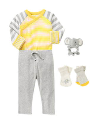 Baby's Fit to Cuddle Outfit by Gymboree