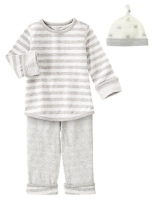 Baby's Striped Sweetie Outfit by Gymboree