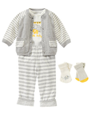 Baby's Head-to-Toe Snuggler Outfit by Gymboree