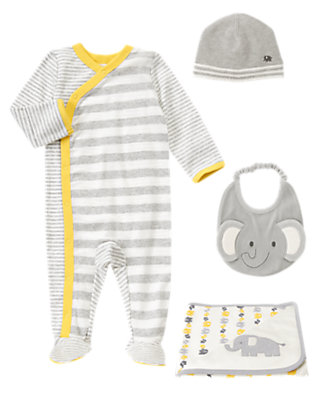Baby's Pint-Sized and Perfect Outfit by Gymboree