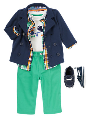 Baby's Adventure On Deck Outfit by Gymboree