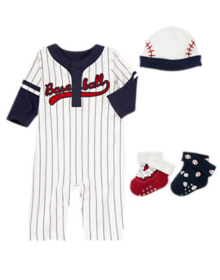 Littlest All-Star Outfit by Gymboree