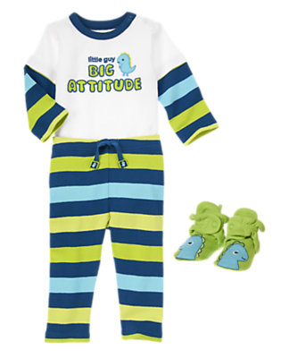Dinosaur Junior Outfit by Gymboree