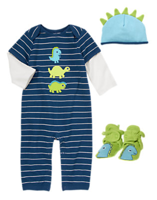 Dino Delight Outfit by Gymboree