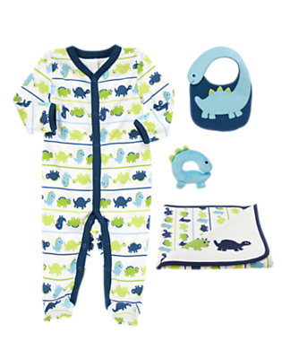 Snooze-a-saurus Outfit by Gymboree