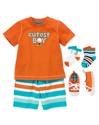 Baby's Cutest Boy Outfit by Gymboree