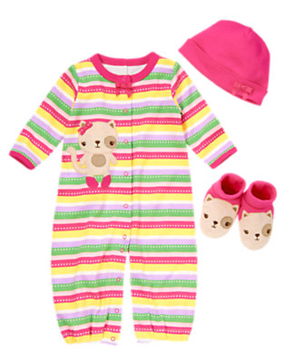 Baby's Kitty-Kat Love Outfit by Gymboree