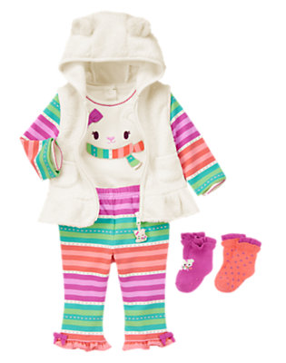 Baby's Snow Bear Hug Outfit by Gymboree