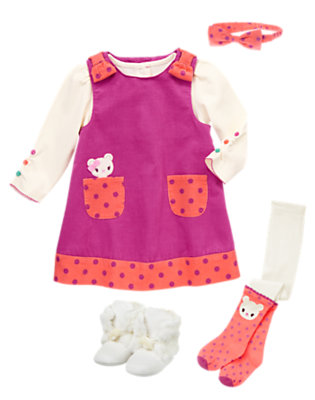 Baby's Jumpin' Around Outfit by Gymboree