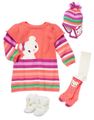 Baby's Merry Little Miss Outfit by Gymboree