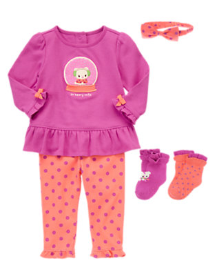 Baby's Sweet Little Snowglobe Outfit by Gymboree