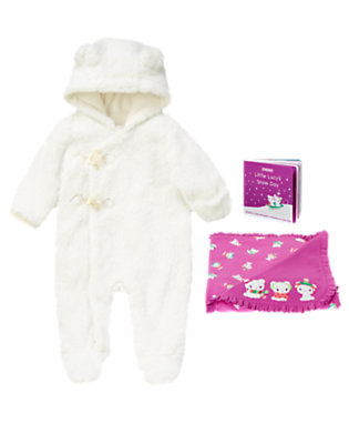 Baby's Little Lucy Bear Outfit by Gymboree