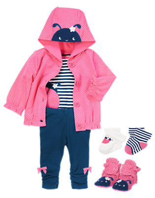 Lovely Little Ladybug Outfit by Gymboree