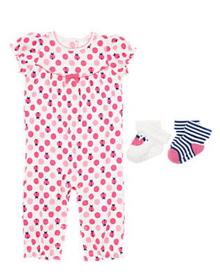 Sleepy Time Cricket Outfit by Gymboree